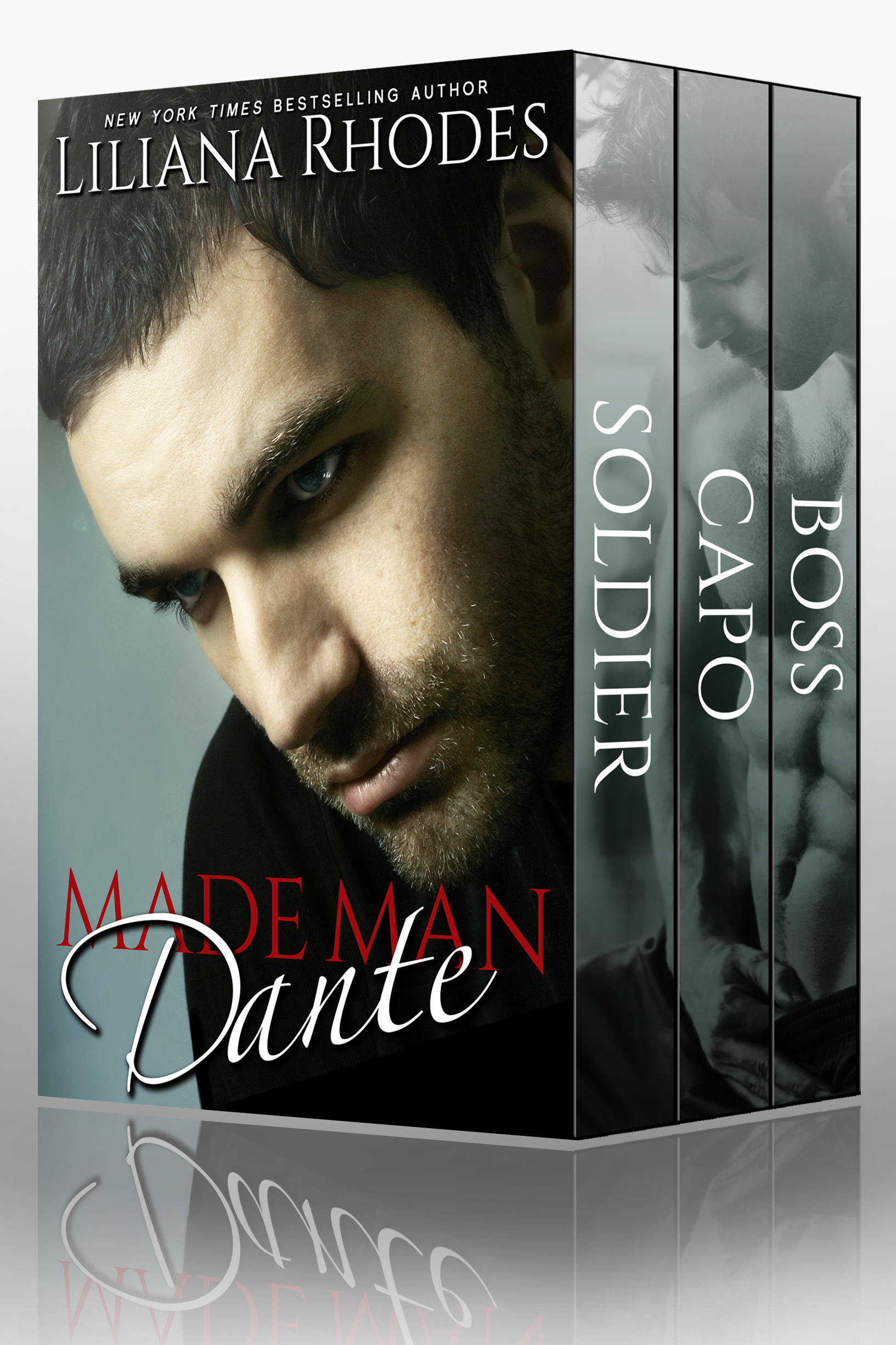 Made Man Dante boxed set Liliana Rhodes